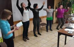 Warsztaty dla nauczycieli w Dzięgielowie