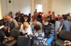 Warsztaty, konferencje, spotkania