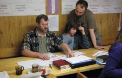 Szkolenie dla pracowników wśród dzieci